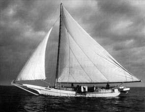 Skipjack Boat