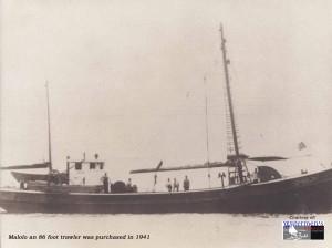 JPEG Malolo an 86 foot trawler
